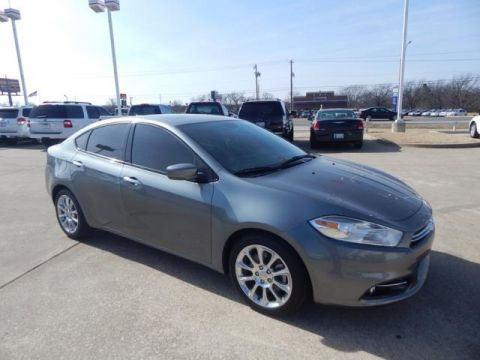 Used Dodge Dart Limited/GT