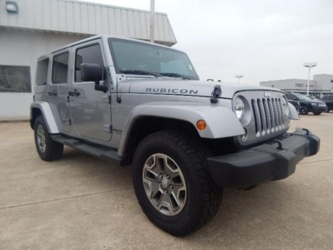 Used Jeep Wrangler Unlimited Rubicon