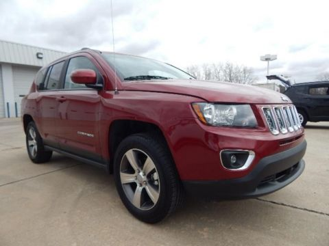 Used Jeep Compass High Altitude