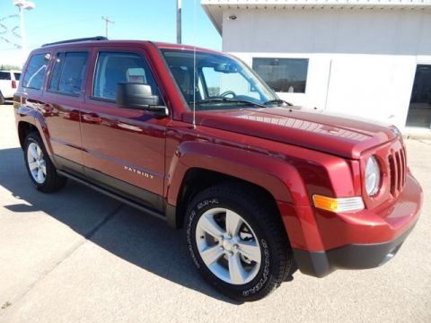 New Jeep Patriot Sport