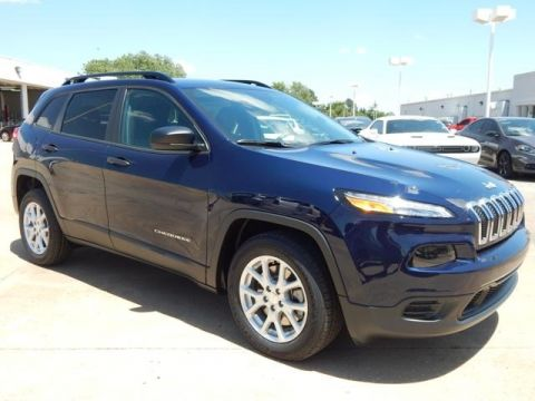 New Jeep Cherokee Sport