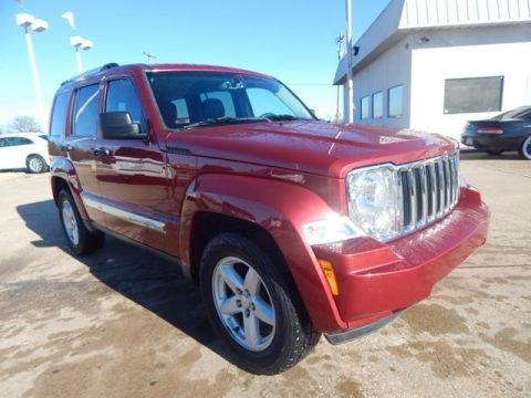 Used Jeep Liberty Limited
