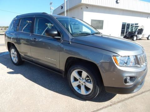 Used Jeep Compass Base