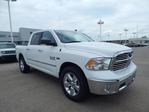 NEW 2017 RAM 1500 BIG HORN CREW CAB 4X2 5'7 BOX