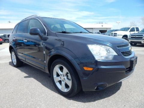 Used Chevrolet Captiva Sport LTZ