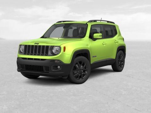 New Jeep Renegade Latitude