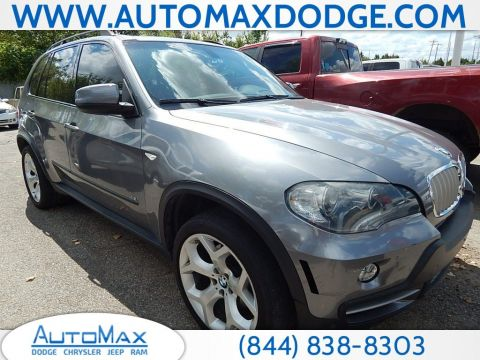 Pre-Owned 2008 BMW X5 4.8i